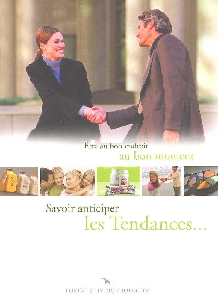 Catalogue Business Forever FrançAis