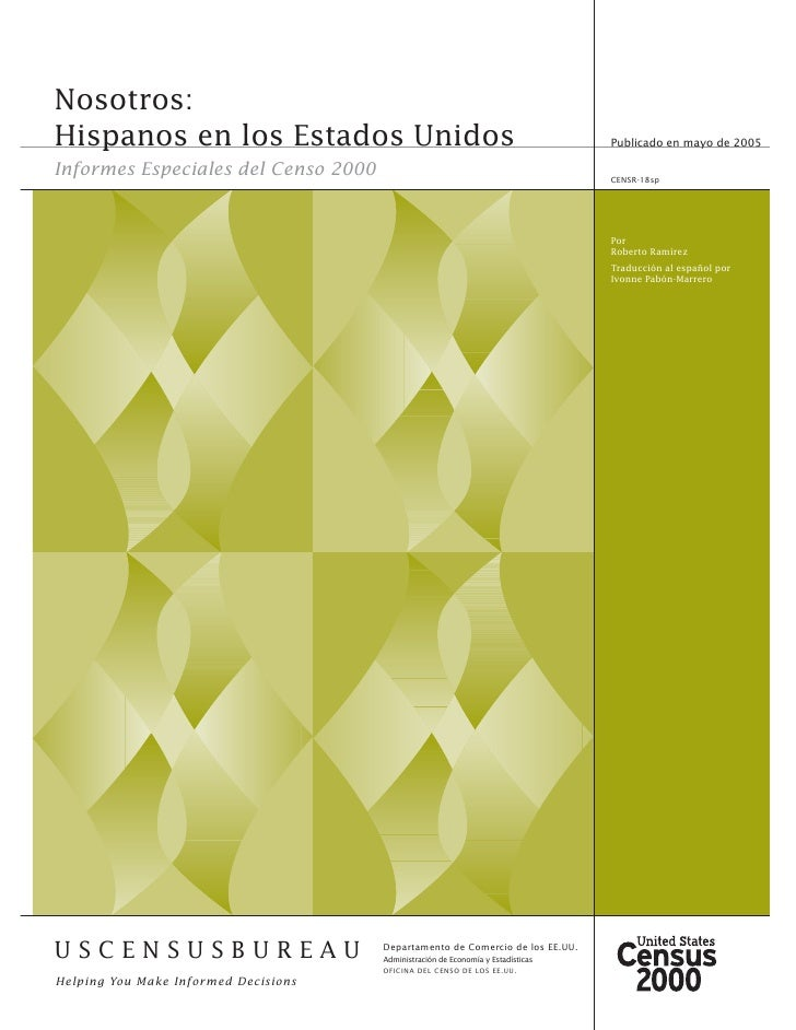 Censo Hispanos En Usa