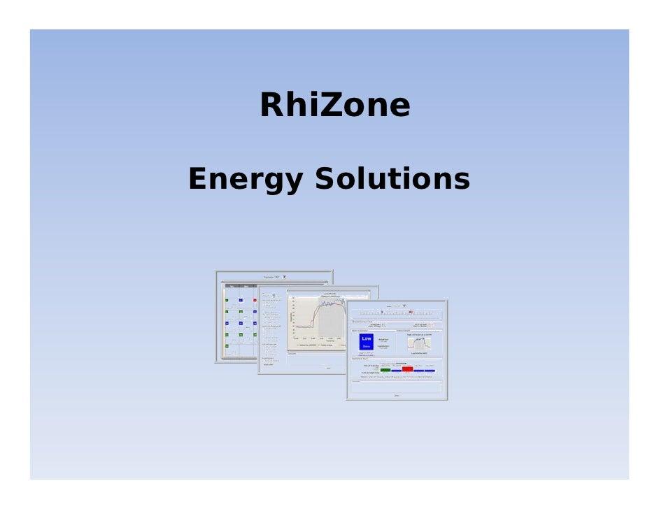 RhiZone Energy Solutions