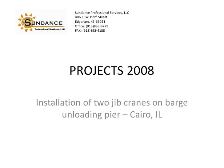 Cairo Project   2008