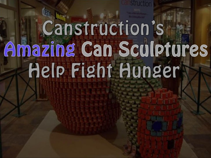 Cans truction