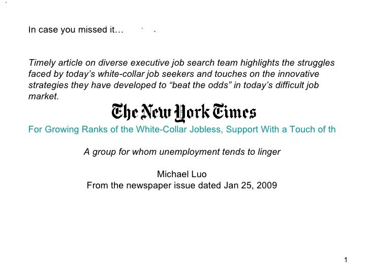 Chicago Accountability Group NY Times Article printed on January 25, 2009