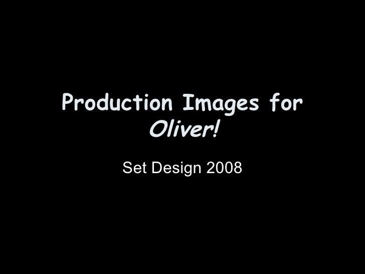 Design Ideas Images Of Oliver!