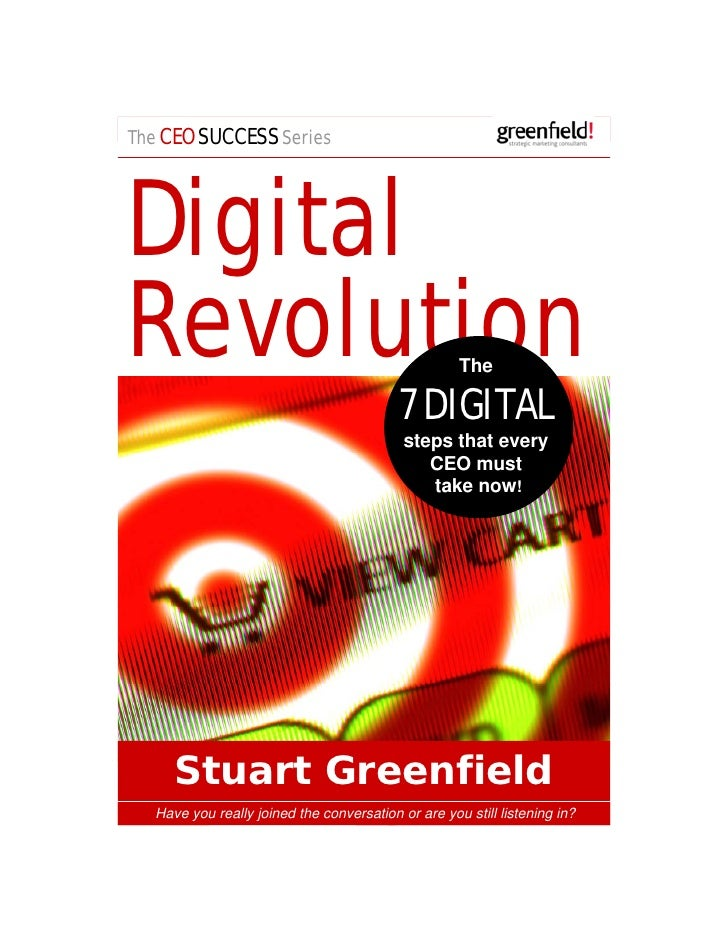 The CEO SUCCESS Series     Digital Revolution                                            The                              ...