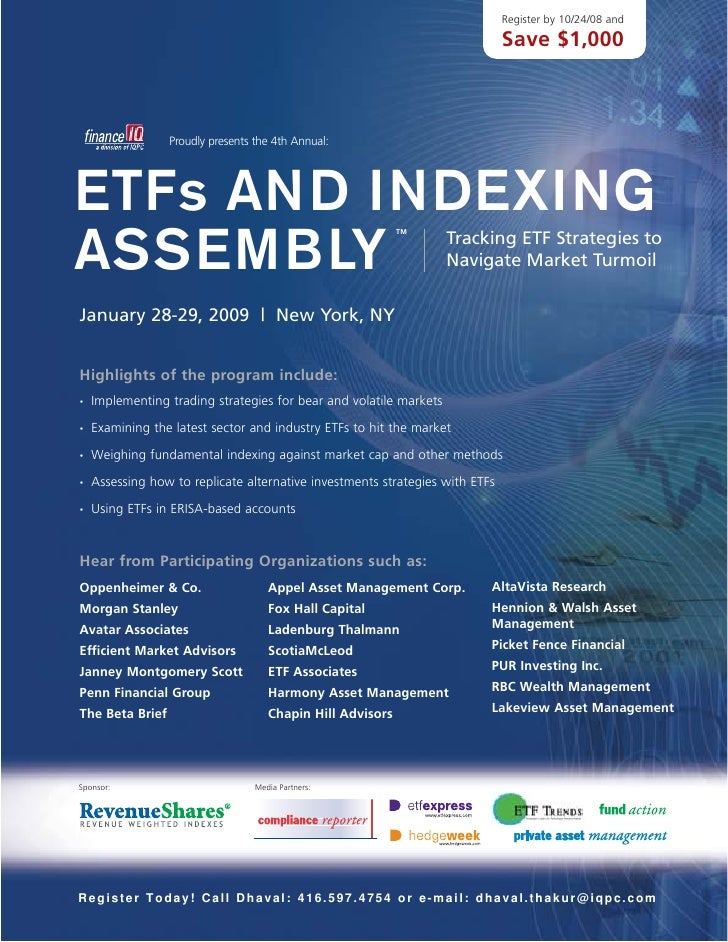 4th ETFs & Indexing Assembly   Dpt