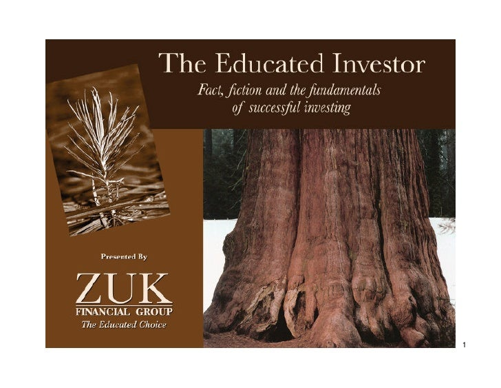 Educated Investor Pereira