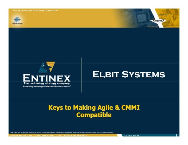 Keys to Making CMMI and Agile Compatible