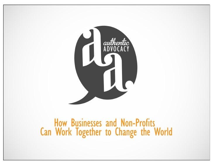 Authentic Advocacy, Cause Marketing, Digital, Social Media, Swarms, Case Studies