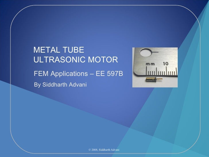 FEM Optimization Project