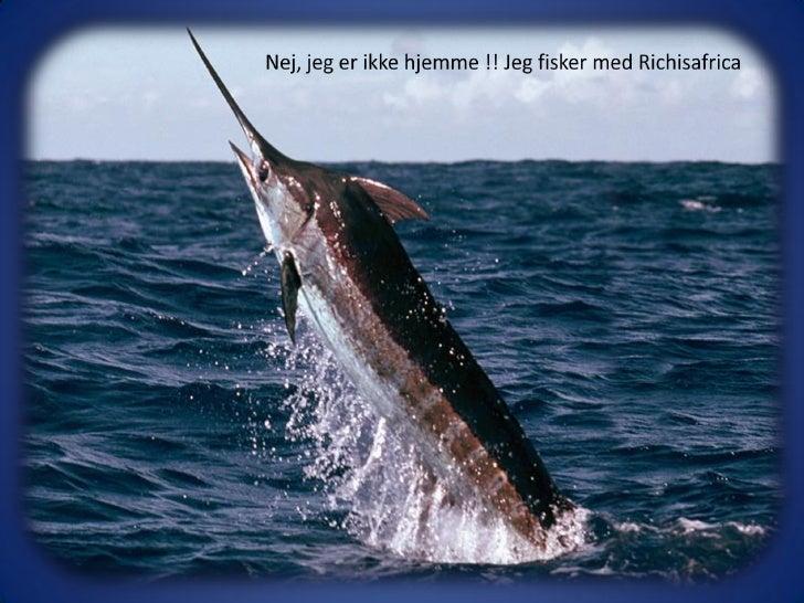 Fiske Tur Afrika