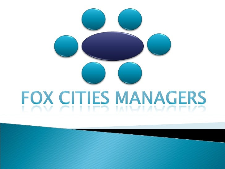 Fox Cities Managers - March 2009
