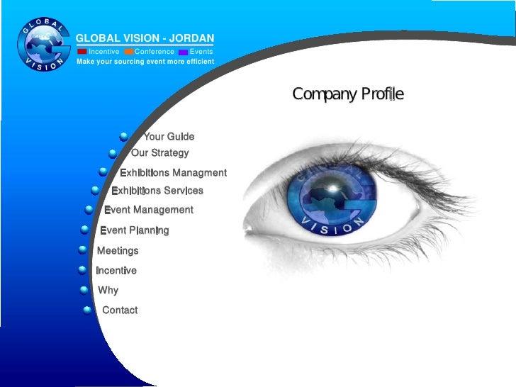GLOBAL VISION - JORDAN    Incentive   Conference      Events Make your sourcing event more efficient                      ...