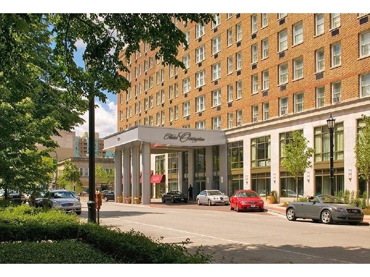 Hilton Orrington/Evanston and IACC Conference Center