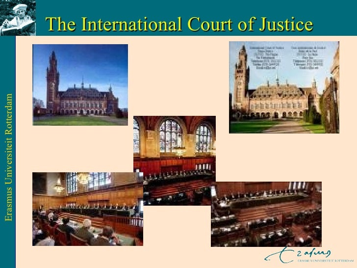 an analysis of the international court of justice icj Decisions and documentation from the international court of justice and the  permanent court of  the icj continued the work of its predecessor the  permanent court of international justice  commentary and analysis.