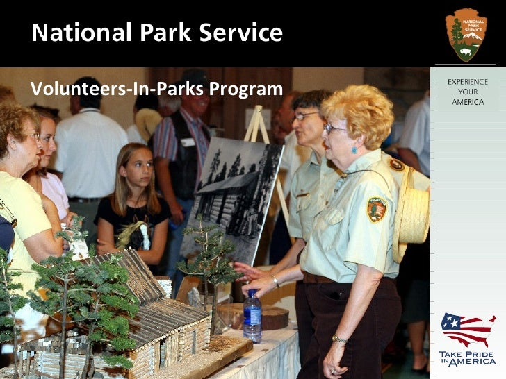 NPS Volunteers-In-Parks '09 Presentation