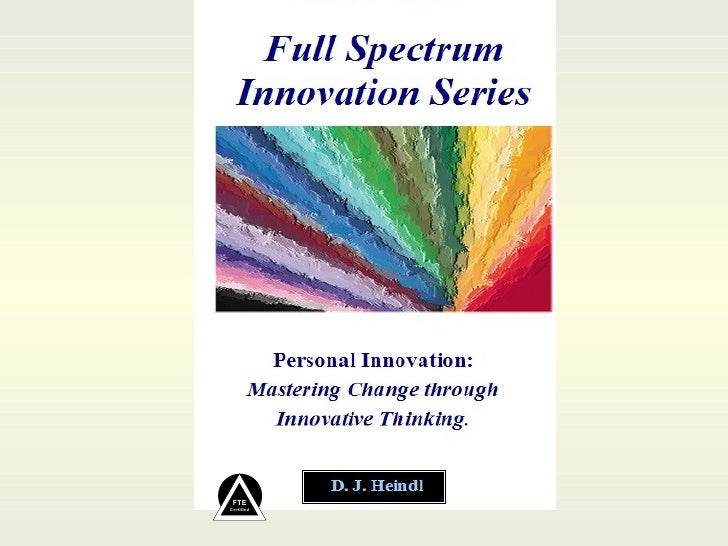 Innovation Full Spectrum Series