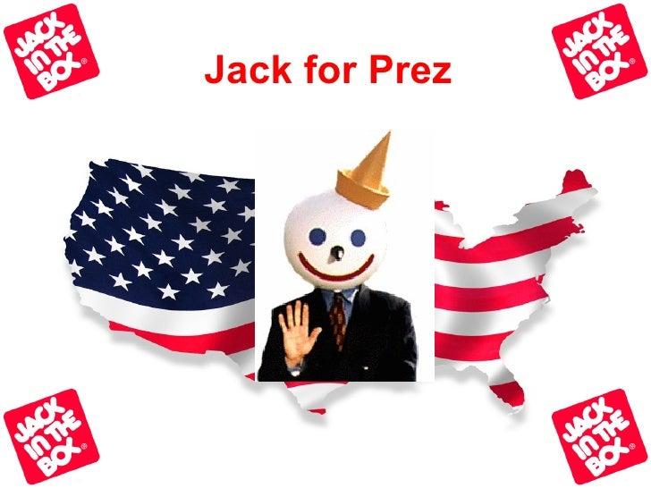 Jack for Prez