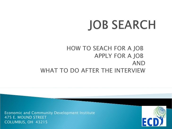 search presentations