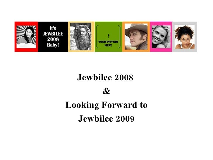 Vision for TCI Jewbilee Conference