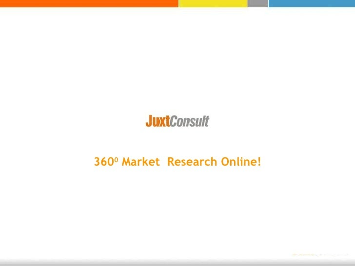360 0  Market  Research Online!