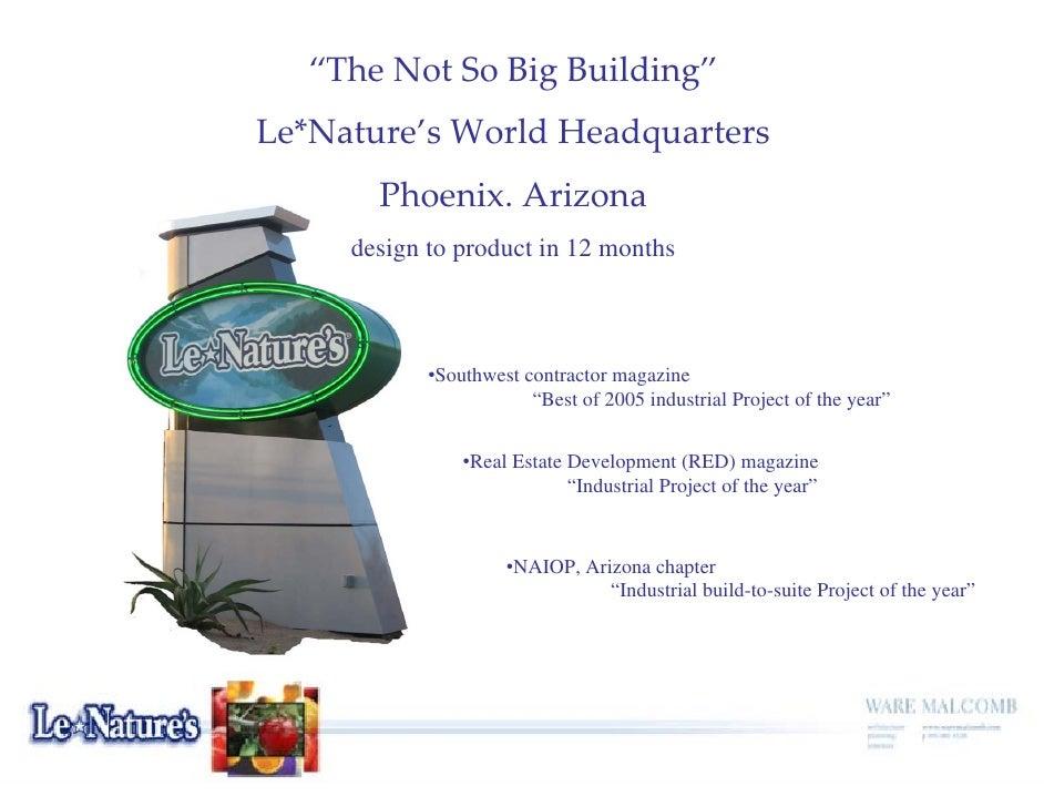 Lni Presentation