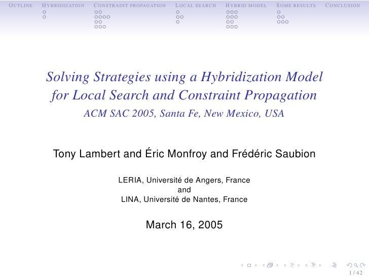 Lambert Sac2005