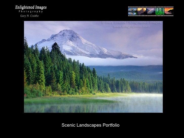 Scenic Landscape Photography