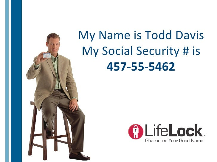 Life Lock Customer Selling