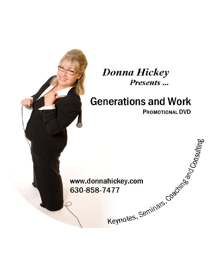 Introduction for Donna Hickey