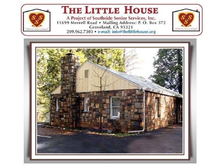 Little House - Southside Senior Center Activities