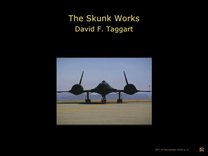 Lockheed Skunk Works