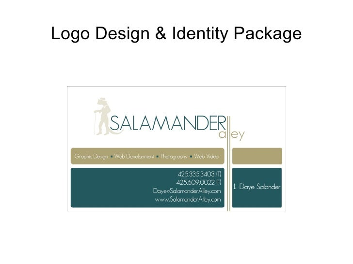 Logo Design & Identity Package