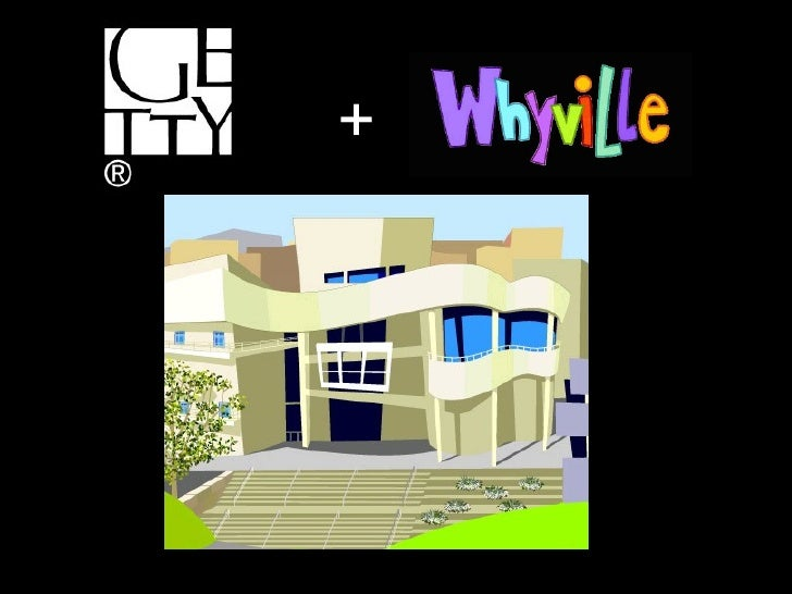 Evaluating Getty content on Whyville