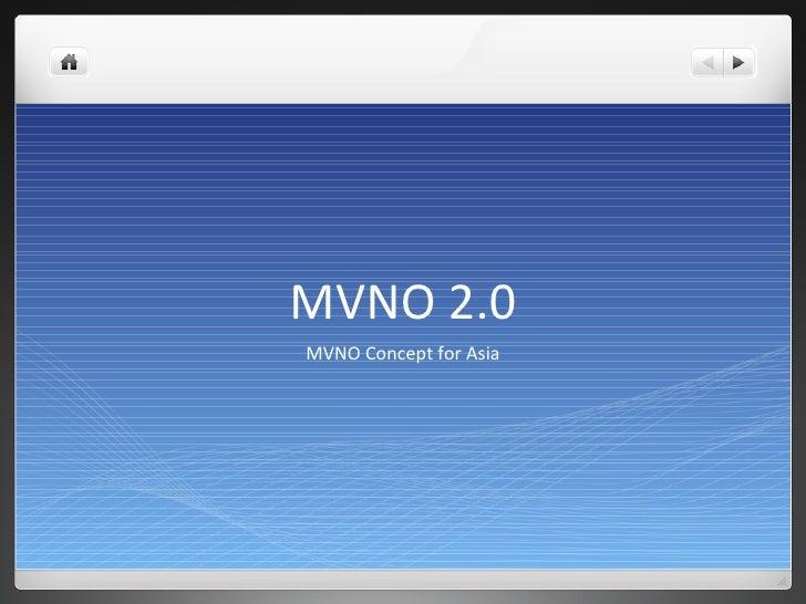 MVNO 2.0