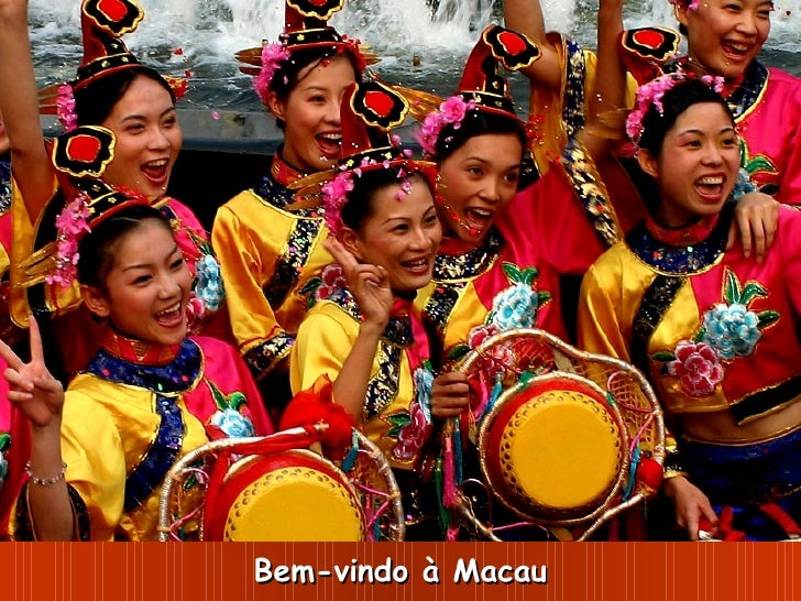 Bem-vindo à Macau