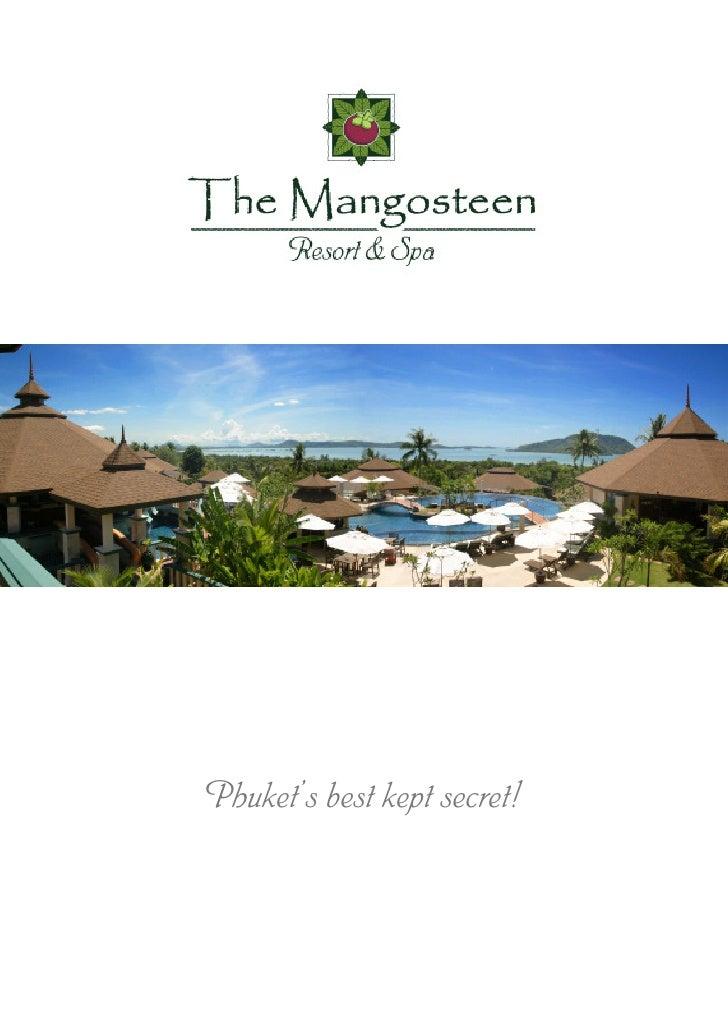 Phuket's best kept secret!