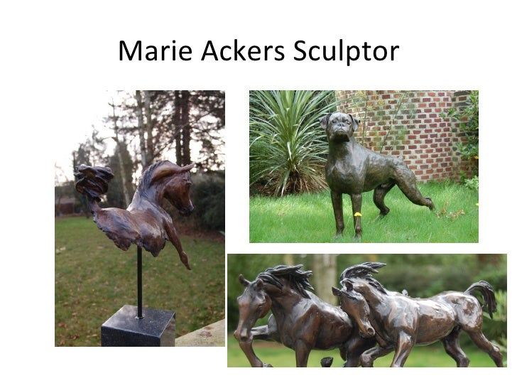 Marie Ackers Sculptor