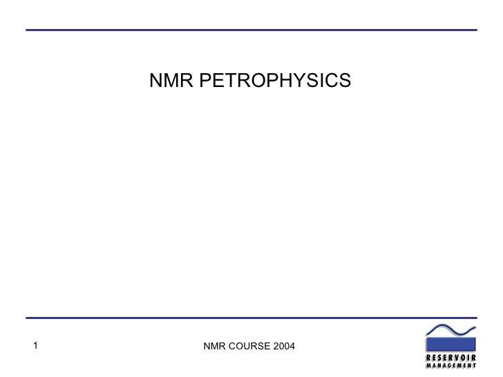 Nmr Course
