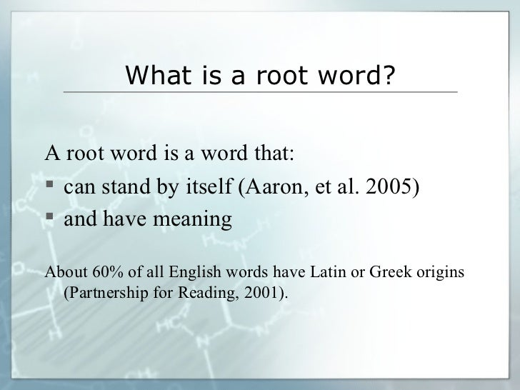 what does the greek word thesis mean The educational hypothesis word does what the mean technology community glossary thesis notes for several problems causing our economic independence.