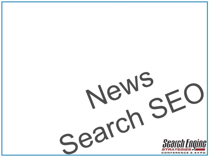 News Search SEO