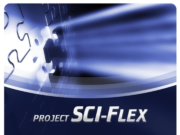 Project Sci-Flex Presentation