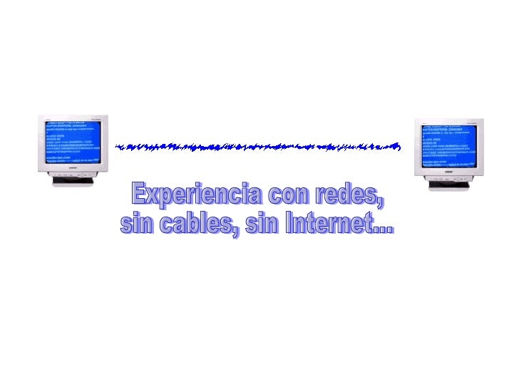 Packet Radio: Redes sin cable, sin internet