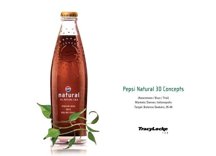 Pepsi Natural Book Viewing