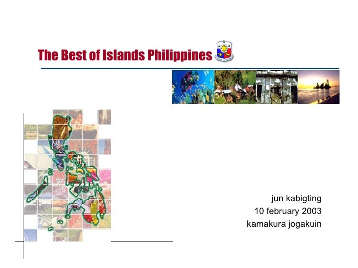 Philippine Presentation Slides