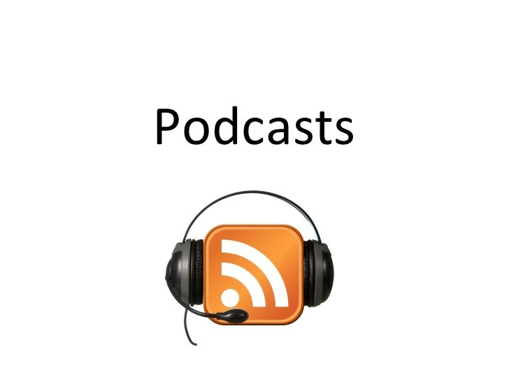 Defining Podcasts
