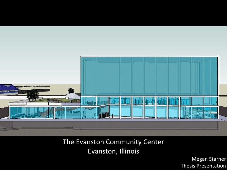 Community Center, Interior Design Thesis