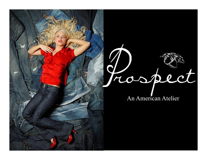 P rospect  An American Atelier