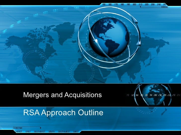 mergers and acquisition final outline Easiest, most cost-effective project plan templates specifically geared toward mergers and acquisitions checklists & timelines to hold people accountable.