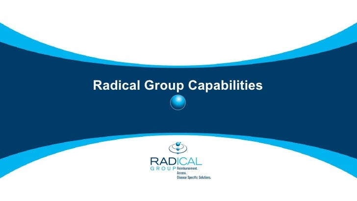 Radical Capabilities