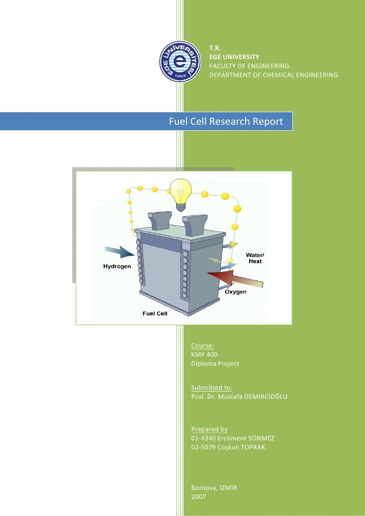 Research Report - Fuel Cell